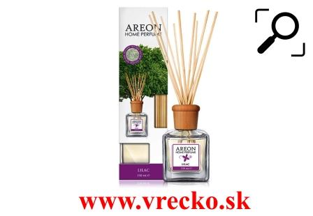 Vôňa do bytu Areon Home Perfum Sticks Lilac 150ml