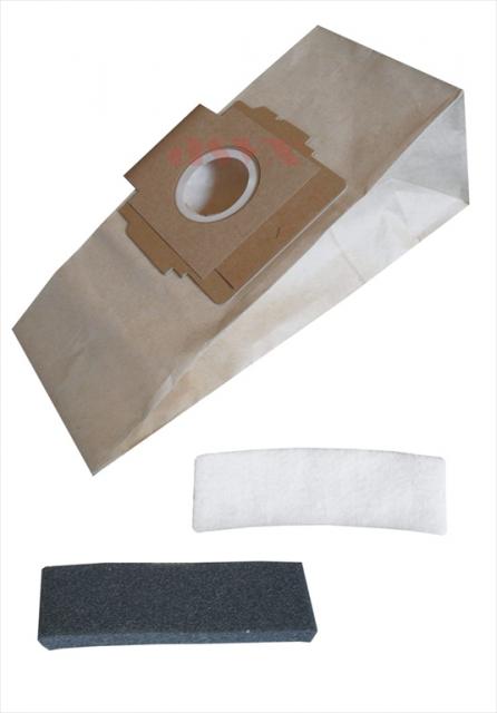 47294490a Moulinex Power Clean 1350 papierové vrecká,sáčky do vysávača ...