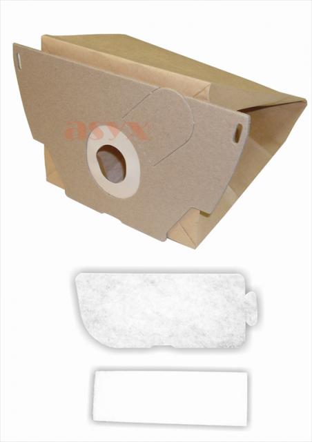 4e2ead9a7 Electrolux Mondo papierové vrecká,sáčky do vysávača, 5ks - Vrecká do ...