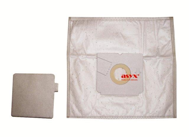 652bfedb1 Electrolux ZCE 2000 textilné vrecká,sáčky do vysávača, 4ks - Vrecká ...