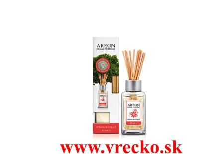 Vôňa do bytu Areon Home Perfum Sticks Spring Bouquet 85ml