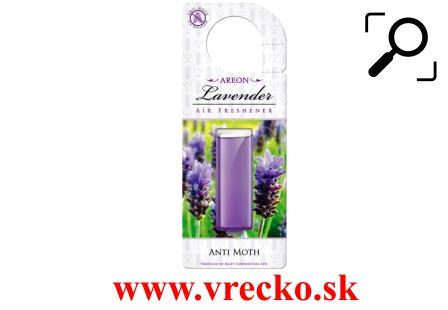 Vôňa do šatníku Areon Anti Moth Lavender gel