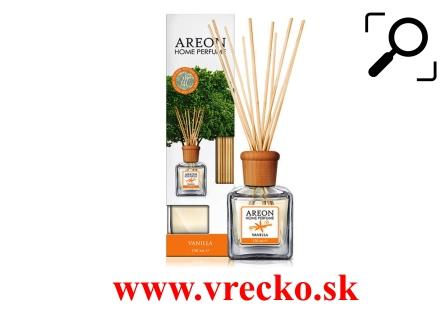 Vôňa do bytu Areon Home Perfum Sticks Vanilla 150ml