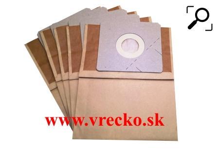 a7d6f8012 Tesco VC 010 papierové vrecká,sáčky do vysávača, 5ks