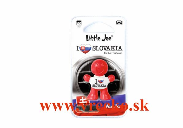 56596e618 Little Joe Vanilla I Love You Slovakia